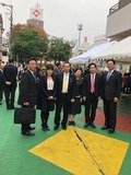 市制施行70周年記念式典