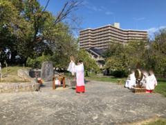 阿弖流為・母禮祭