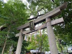 御殿山神社へ